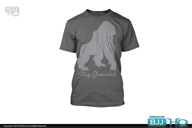 Arte Suave Stay Grounded Tee